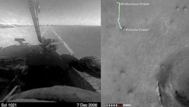 Photo de Opportunity : 11 ans d'exploration martienne résumée en 8 minutes