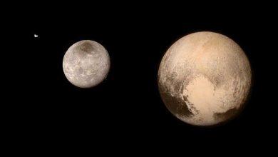 Photo de Pluton : les premières photos révèlent des montagnes
