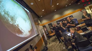 Photo of Pluton : la NASA confirme le succès de la mission New Horizons