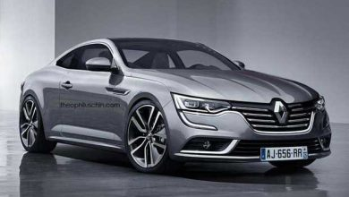 Renault : une Talisman Coupé juste pour rêver