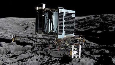 Photo de Rosetta va commencer à chercher Philae