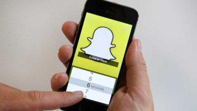 Photo de Snapchat : plus besoin de maintenir son doigt sur l'écran