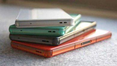 Photo de Sony : les dernières rumeurs sur le futur Xperia Z5