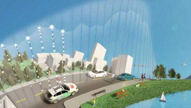 Photo de Street View : les voitures de Google mesurent aussi la qualité de l'air
