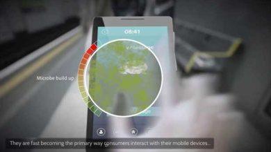 Votre prochain smartphone ne sera plus un nid à microbes et bactéries