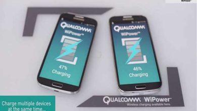 Photo de WiPower : de la recharge sans fil qui traverse les coques en métal
