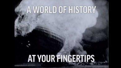 YouTube : 550 000 vidéos historiques d'Associated Press