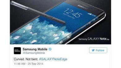 Photo de #PenGate : problème de conception sur le Galaxy Note 5