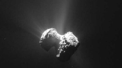 Photo de 67P/Tchourioumov-Guérassimenko : Rosetta, prête pour le spectacle