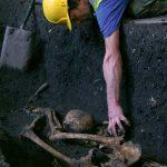 Découverte d'un monolithe préhistorique au large de la Sicile
