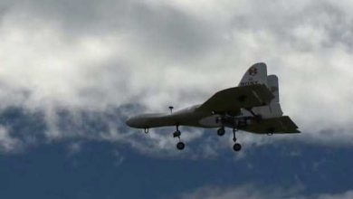 Photo de Aerosense : Sony dévoile un drone patrouilleur du ciel à décollage vertical