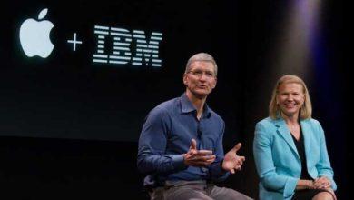 Photo de Apple – IBM : un nouveau partenariat pour proposer le Mac aux entreprises