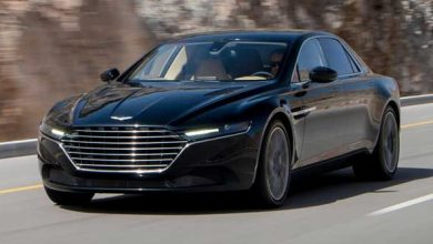 Photo de Aston Martin : il faudra débourser 1 million d'euros pour l'une des 200 Lagonda