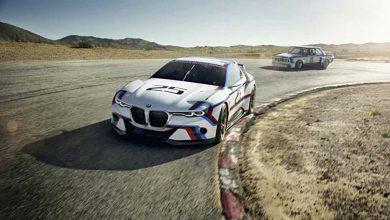 Photo of BMW : une 3.0 CSL Hommage R Concept pour Pebble Beach