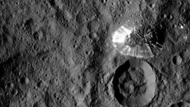 Cérès : une mystérieuse montagne qui interloque les scientifiques