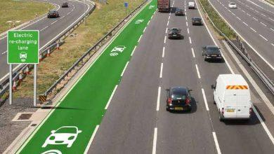 Charger sa voiture électrique en roulant sur l'autoroute