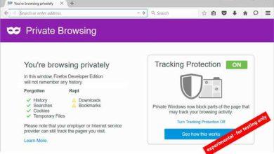 Photo of Firefox : cap sur la protection de la vie privée des utilisateurs