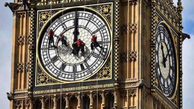 Flagrant délit d'inexactitude pour la plus célèbre horloge au monde : Big Ben