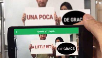 Photo de Google : une vidéo sur « La Bamba » pour l'appli Translate