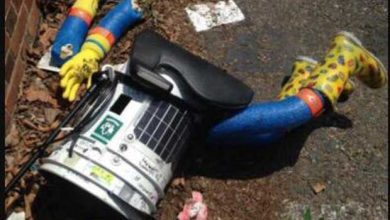 Photo of Traversée des États-Unis : fin de voyage prématurée pour le robot Hitchbot