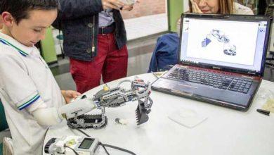 Photo of Iko : une prothèse de bras compatible avec les Lego