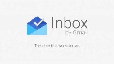 Inbox by Gmail : les derniers changements de Google