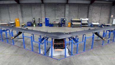 Photo de Internet pour tous : Facebook dévoile son système de drones Aquila