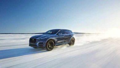 Photo de Jaguar : tests climatiques extrêmes pour le SUV F-Pace