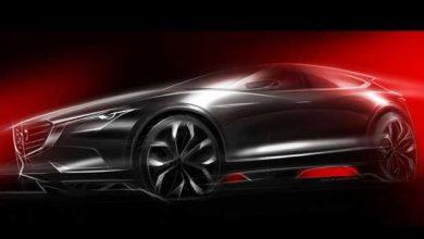 Photo de Koeru : un concept de crossover Mazda pour le Salon de Francfort ?