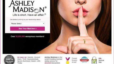 Photo of La mise en ligne des données du site adultère Ashley Madison éclabousse beaucoup de monde !
