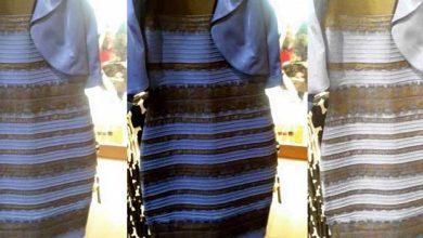 Photo de L'affaire de « la robe », retour un débat mondial qui a enflammé le web