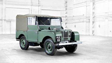 Land Rover Defender : la star du Goodwood Revival