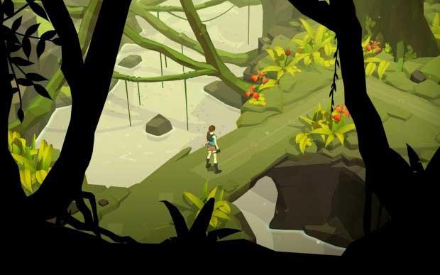 Lara Croft GO : l'héroïne de Tomb Raider arrive sur nos mobiles