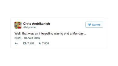 Le propriétaire du compte Twitter @alphabet se retrouve submergé depuis l'annonce de Google