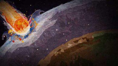 Photo de Les comètes : sources de mort et de vie pour la Terre ?