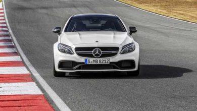 Mercedes dévoile la nouvelle C 63 AMG Coupé