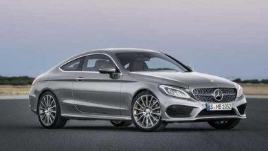 Photo de Mercedes : la berline de la Classe C se décline en Coupé