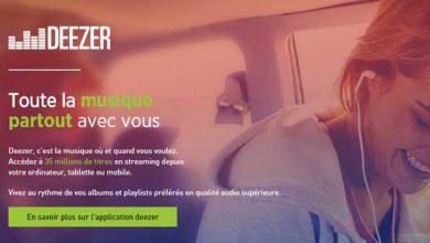 Photo of Numericable annonce un accès gratuit de trois mois au Premium+ de Deezer
