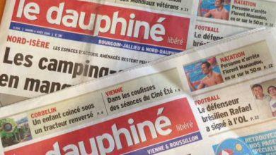 Photo of Pornographie en ligne : blocage du site du journal Le Dauphiné