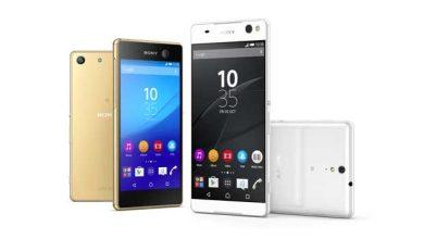 Photo de Sony étoffe sa gamme de smartphones avec deux nouveaux Xperia
