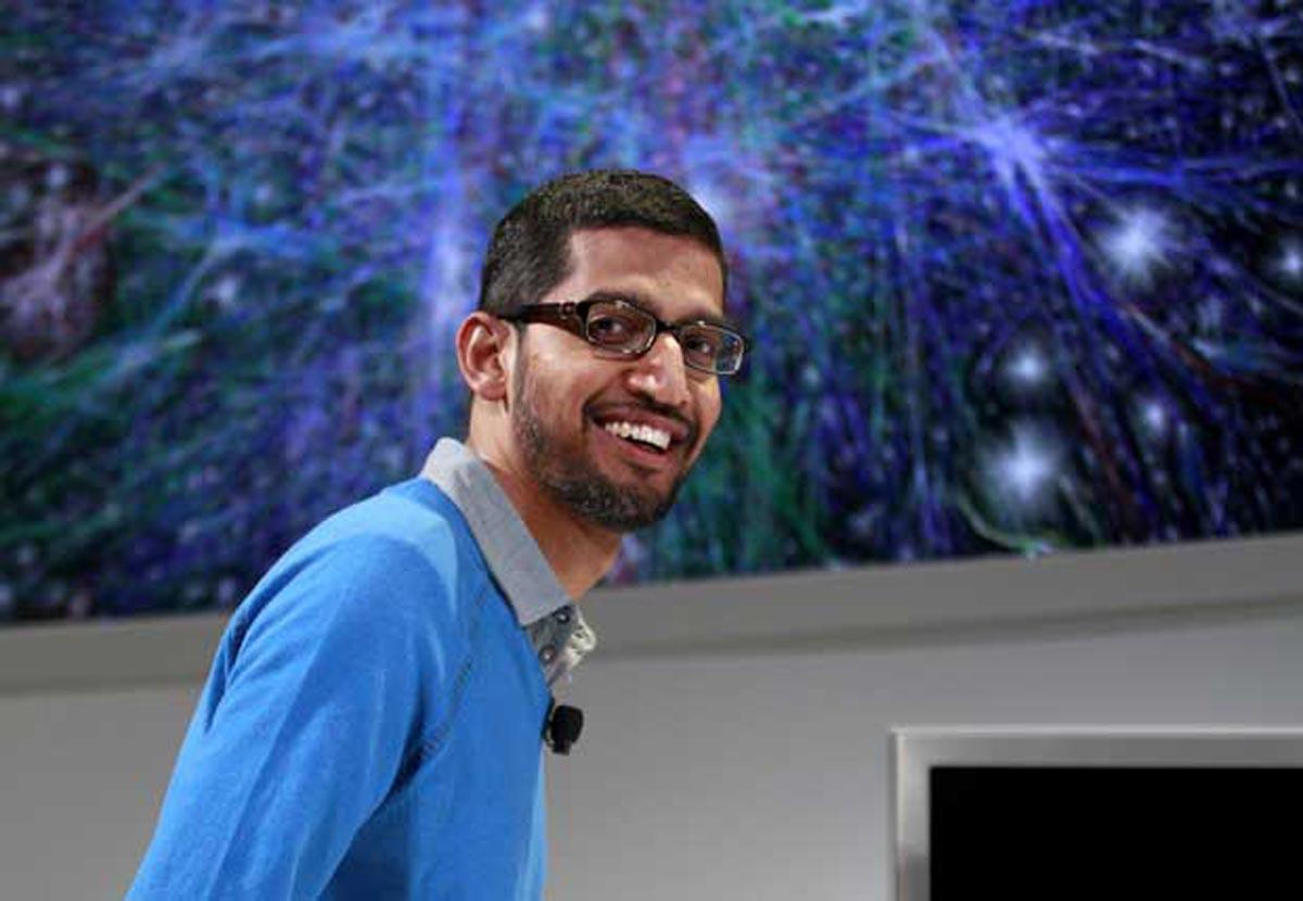Google : pourquoi Sundar Pichai est parfait au poste de PDG ?