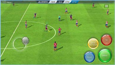 Android : FIFA 16 Ultimate Team est désormais disponible