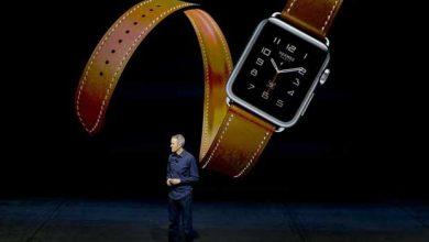 Photo de Toute la presse féminine salue les bracelets Hermès pour l'Apple Watch