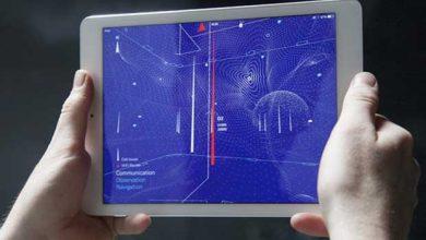 Architecture of Radio : une appli pour visualiser les ondes électromagnétiques