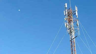 Photo de Bande des 700 MHz : les quatre opérateurs sont sur les rangs
