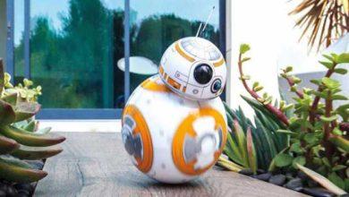 Photo de BB-8 : le robot du prochain Star Wars arrive en jouet