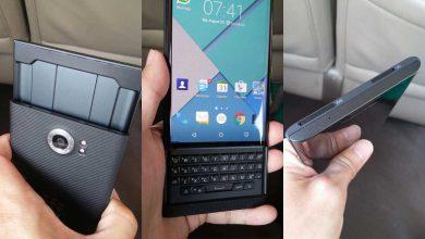 Photo of BlackBerry officialise le nom de son premier smartphone Android : le Priv
