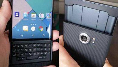 Photo of Le BlackBerry Venice se révèle en images