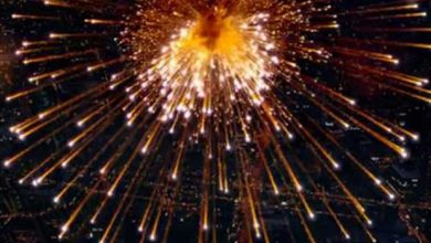 Photo de Celebrate every detail : Sony utilise des drones pour filmer des images époustouflantes de feux d'artifice