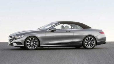 Photo de Daimler : de la Smart Cabrio à la Mercedes Classe S Cabriolet